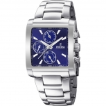 Festina Herrenuhr F20423-2 Chronograph Armbanduhr Uhr Blau Chrono