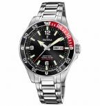 Festina Herrenuhr F20478-5 Automatik Armbanduhr Uhr Mechanisch Saphirglas