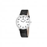 Festina Herrenuhr F6806-5 Sport Silber Uhr Leder Armbanduhr