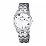 Festina Herrenuhr F6840-1 Uhr Armbanduhr Klassik Datum