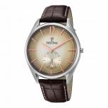 Festina Herrenuhr F6857-2 Retro Uhr Armbanduhr Retro
