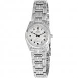 Festina Damenuhr F8826-1 Klassik Armbanduhr 26 Durchmesser Uhr Silber