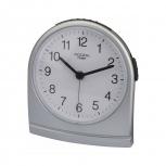 Look Wecker GU9017-Silber Adora Alarm Funkwecker Funkuhr Beleuchtung