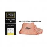 Hagerty Hagerty-Silver-Gloves Musik Instrumente Reinigung Handschuhe