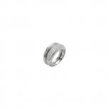 Fossil Damenring JF17096 Silber Damen Ring Gr.17 Neuheit
