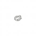 Fossil Damenring JF87289 Edelstahl Ring Gr.17