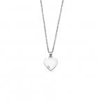 Lotus Damen Kette LP1715-1-1 Halskette Schmuckkette Collier echt Silber Herz