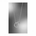 Lotus Damen Kette LP1793 Kreise Schmuckkette Halskette  echt Silber