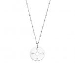 Lotus Damen Kette LP1956-1-1 Halskette Schmuckkette Himmelsrichtung echt Silber