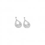 Lotus Ohrringe LS1663-4 Style Ohrhänger Ohrstecker Silber Neuheit