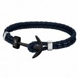 Lotus Damen Armband LS1832-2-7 Herren Lederarmband Anker Unisex Leder