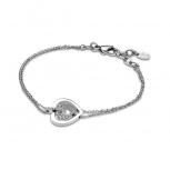 Lotus Damen Armband LS1867-2-1 Style Silber Herz Armkette Schmuckarmband