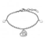 Lotus Damen Armband LS1943-2-1 Style Silber Herz Armkette Schmuckarmband