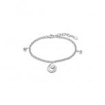 Lotus Damen Armband LS1992-2-1 Style Silber Perle Armkette Schmuckarmband