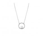 Lotus Damen Kette LS2000-1-1 Style Collier Perle Silber Schmuckkette Halskette