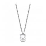 Lotus Damen Kette LS2021-1-1 Style Collier Herz Silber Schmuckkette Halskette