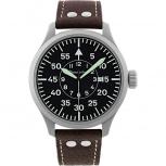 Messerschmitt Herrenuhr ME-47XL Uhr Armbanduhr Fliegeruhr Beobachter XL
