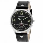 Messerschmitt Herrenuhr ME109-1069S Uhr Armbanduhr Fliegeruhr