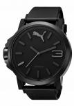 Puma Herrenuhr PU102941001 Time Ultrasize Uhr Schwarz