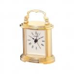 Seiko Tischuhr Wecker QHE109G Gold Büro Reiseuhr Stiluhr