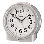 Seiko Wecker QHE117S keinTicken Schlummerfunktion LED Dauerlicht Uhr Alarm