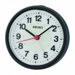 Seiko Wecker QHE159K Uhr Tischuhr Alarm no tic Weckuhr kein ticken