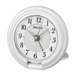 Seiko Wecker QHT014W Reise Reisewecker Alarm Weckuhr Uhr