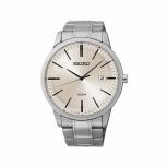 Seiko Herrenuhr SGEH07P1 Armbanduhr Klassik Edelstahl Uhr