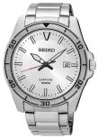 Seiko Herrenuhr SGEH59P1 Armbanduhr Klassik Edelstahl Uhr