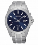 Seiko Herrenuhr SKA695P1 Armbanduhr Automatik Kinetic Uhr Sports