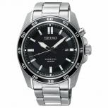 Seiko Herrenuhr SKA785K1 Armbanduhr Automatik Kinetic Uhr Sports