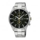 Seiko Herrenuhr SNDC89P1 Armbanduhr Chronograph Uhr Chrono Datum