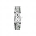 s.Oliver Damenuhr SO-1744-LQ Leder Silber Armbanduhr Uhr