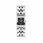 s.Oliver Damenuhr SO-2038-MQ- Damen Silber Armbanduhr