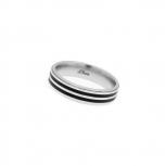 s.Oliver Damenring SO115 Casual Damen Ring Gr. 62 und 64 Daumenring XL