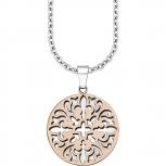 s.Oliver Damen Kette SO1269 Halskette Damenkette 75 cm Collier