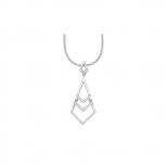 s.Oliver Damen Kette SO1329 Silber Damenkette  Collier