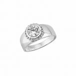 s.Oliver Damenring Silber Ring Silber GR 58