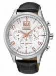 Seiko Herrenuhr SPC087P1 Armbanduhr Chronograph Chrono Uhr