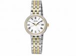 Seiko Damenuhr SRZ462P1 Damen Business Uhr Armbanduhr Silber