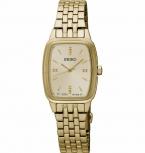 Seiko Damenuhr SRZ474P1 Damen Uhr Armbanduhr Schmuckuhr Gold