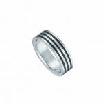 s.Oliver Damenring ST-007-RS Casual Damen Ring Gr. 64 und 66 XL