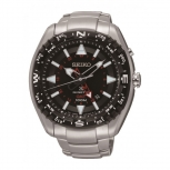 Seiko Herrenuhr SUN049P1 Kinetic Uhr Armbanduhr GMT Prospex
