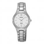 Seiko Damenuhr SUP277P1 Solar Uhr Armbanduhr Solaruhr