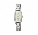 Seiko Damenuhr SUP312P1 Solar Uhr Armbanduhr Solaruhr