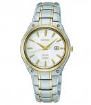 Seiko Damenuhr SUT128P1 Solar Uhr Armbanduhr Solaruhr
