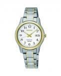Seiko Damenuhr SXDG90P1 Armbanduhr Damen Uhr Datum Sekunde