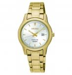 Seiko Damenuhr SXDG92P1 Armbanduhr Damen Uhr Schmuckuhr Gold