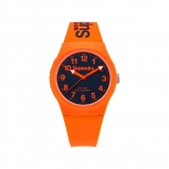 Superdry Herrenuhr SYG164O Uhr Armbanduhr Urban Orange