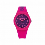 Superdry Herrenuhr SYG164PV Uhr Armbanduhr Damenuhr Urban Pink